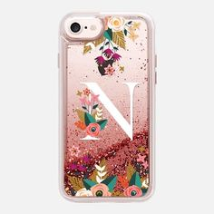 Casetify iPhone 7 Snap Case - Spring N by Werlang Studio Iphone 7 Plus Cases, Iphone 8, Laptop Cooling Pad, Cute Cases, Laptop Accessories, School Supplies, Casetify, Classy, Technology