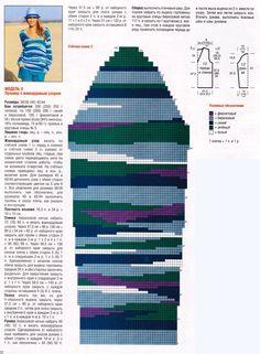 Modelos parciales agujas de tejer