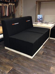 meubel zwart  Op maat gemaakte #meubels by www.outdoorloungekussens.nl