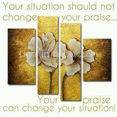 Praise..