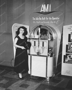 Ami Model C Jukebox 8x10 Reprint of Old Photo $19.99 Free Shipping | eBay