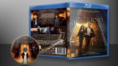 Inferno (Blu-Ray) - Capa   VITRINE - Galeria De Capas - Designer Covers Custom   Capas & Labels Customizados