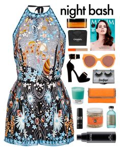 """""""Untitled #2521"""" by tacoxcat ❤ liked on Polyvore featuring Naeem Khan, Alexander McQueen, Perricone MD, Rimmel, Pantone, Chanel, STELLA McCARTNEY, shu uemura, MAC Cosmetics and Louis Vuitton"""