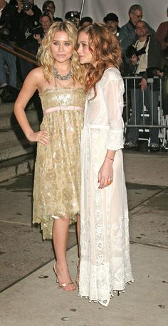 Mary Kate and Ashley Olsen Style Through the Years