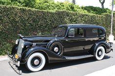 Packard | 1936 Packard Eight Sedan | The Vault Classic Cars