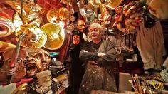 Sergio Boldrin, Artist Mask Maker of Venice I Venezia Autentica