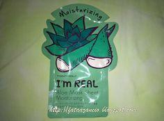 Tony Moly-Aloe Mask Sheet #tonymoly