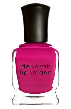 The perfect pink nail polish