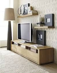 """Image result for tv """"floating shelves"""" """"two chairs"""""""
