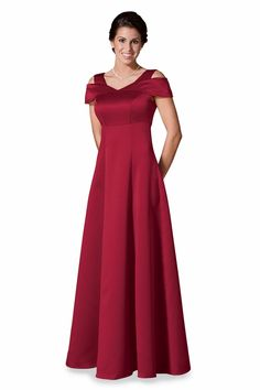 Concert Dresses and Separates Maxi Bridesmaid Dresses, Modest Dresses, Satin Dresses, Pretty Dresses, Bridal Dresses, Lace Dress, Prom Dresses, Gowns, Formal Dresses