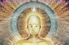 Connect with higher self