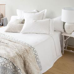 SEERSUCKER BED LINEN - Bed Linen - Bedroom | Zara Home Sweden