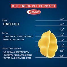 """Gli gnocchi Barilla hanno """"rubato"""" il nome da un piatto della tradizione, ma il loro gusto è comunque inimitabile."""