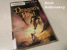 """""""Dragon's Bait"""" by Vivian Vande Velde...review at Book Buffoonery"""