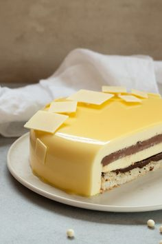 5 tips för att lyckas med moussetårtan Fruit Bread, Different Cakes, Cookie Pie, Fancy Desserts, Baked Donuts, Little Cakes, Something Sweet, Love Is Sweet, Coffee Cake