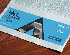 MC Furniture Store / Newspaper Advert