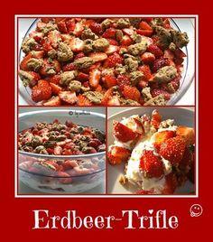 'Erdbeer-Trifle'