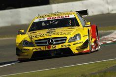 DTM David Coulthard