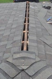 Best Small Pieces Of Asphalt Shingles Used To Start Each Row 400 x 300