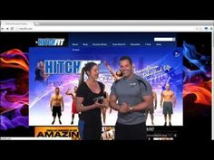 Love these 15 minute workout and you will too! How Hitch Fit Online Training Works and Website Tour