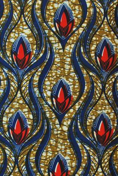 African Fabric House 030-16