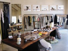 Beautiful boutique.