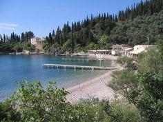 Agni Bay - Corfu.