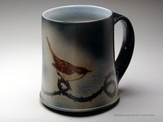 Charlie Tefft Mug at MudFire Gallery