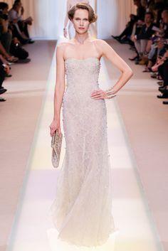 Armani Privé Fall 2013 Couture Collection Photos - Vogue