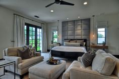 Master Bedroom - Contemporary - Bedroom - Photos by Kathleen DiPaolo Designs | Wayfair