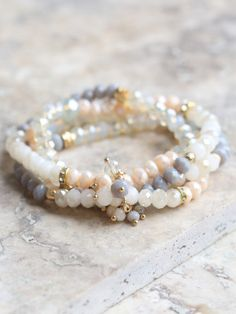 Altar'd State Bundled Beauty Bracelets
