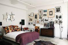 Gallery Wall | Bedroom | Ngoc Minh Ngo