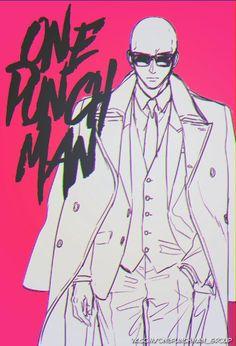 ONE PUNCH MAN #opm #saitama