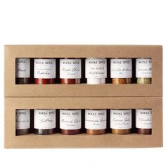 The Foodie Spice Set, $52, now featured on Fab.