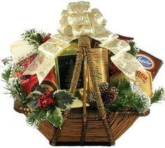 Gift Basket Village Holiday Splendor Gourmet Christmas Gift Basket - http://www.specialdaysgift.com/gift-basket-village-holiday-splendor-gourmet-christmas-gift-basket-2/