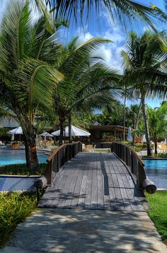 Nannai Beach Resort, Pernambuco, Brazil.- book your next trip at www.triptopia.info