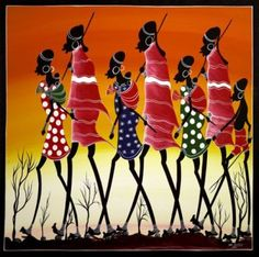 traditional african arts