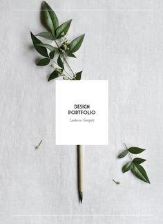 #ClippedOnIssuu from Design portfolio_Ludovica Canzutti
