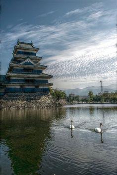 Matsumoto Castle, Japan༺ ♠ ༻*ŦƶȠ*༺ ♠ ༻  JAPAN