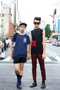 Street Snap [shot / Yashigeyuuto] | Harajuku | Fashionsnap.com