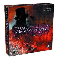 Letters from Whitechapel - I have not played this one yet, but it seems great.  One player plays Jack the Ripper, who secretly moves around the board by hiding his moves on a piece of paper. The other players, as the police, work together to try and find him.
