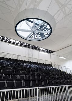 Olympic Shooting Venue by Magma Architecture
