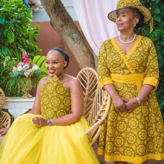 Spiffy Fashion Shweshwe Dresses Inspirations For 2020 - Setswana Traditional Dresses, Pedi Traditional Attire, African Fashion Traditional, Traditional Wedding Attire, African Wear Dresses, Latest African Fashion Dresses, African Print Fashion, African Prints, African Wedding Attire