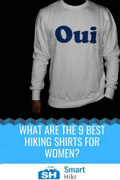 If you're a feminine hiker, then you definitely need to get the best hiking shirt for women. It's important since it determines your safety on the trail. Factors Of 50, Hiking Gifts, Back Stitch, Workout Tank Tops, Mesh Fabric, First Love, Long Sleeve Shirts, Trail, Safety