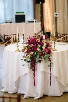 Stunning Winter Marsala Mountain Wedding Wedding