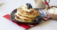 If you're looking for a special breakfast treat (or dessert), then this yummy pancake recipe could be for you.