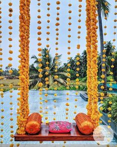 Simple & DIY Decor Ideas for your Mehendi/Haldi function at Home. With Backdrops and Flowers, We have so many Ideas for you.#shaadisaga #indianwedding #mehendidecorideas #mehendidecorideasathome #mehendidecorideassimple #mehendidecorideasoutdoor #mehendidecorideasbackdrops #mehendidecorideasdiy #mehendidecorideasathometerrace #mehendidecorideasathomesimplediy #mehendidecorideassatgedecorations #mehendidecorideasbackdropphotobooths Pastel Wedding Theme, Desi Wedding Decor, Indian Wedding Decorations, Wedding Mandap, Wedding Themes, Space Wedding, Home Wedding, Diy Wedding, Dream Wedding