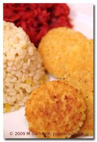 (SWE) Hirsbiffar - Veganrecept// Millet Steaks - Vegan Recipes