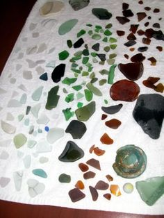 Best sea glass beaches in Puerto Rico