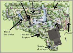 Cr er un jardin en permaculture plan jardin deco idees perma - Jardin contemporain athis de l orne nantes ...